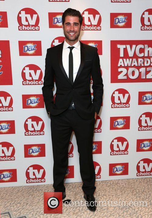 Matt Baker The TVChoice Awards 2012 held at...