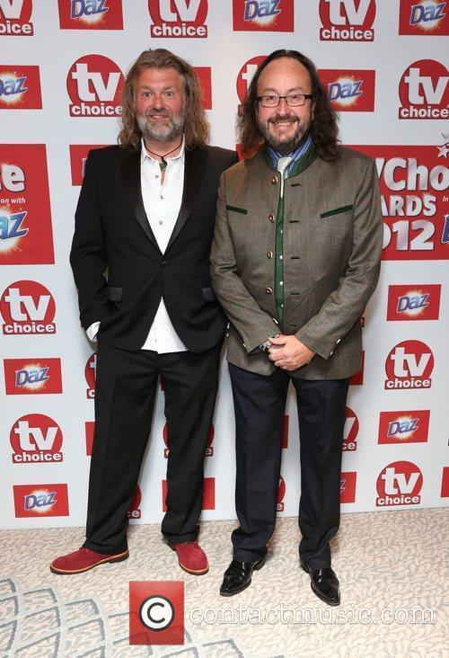 Si King and Dave Myers, The Hairy Bikers...
