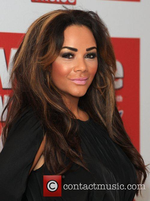 chelsee healey the tvchoice awards 2012 held