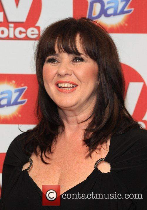 coleen nolan the tvchoice awards 2012 held