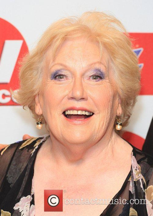 Denise Robertson The TVChoice Awards 2012 held at...