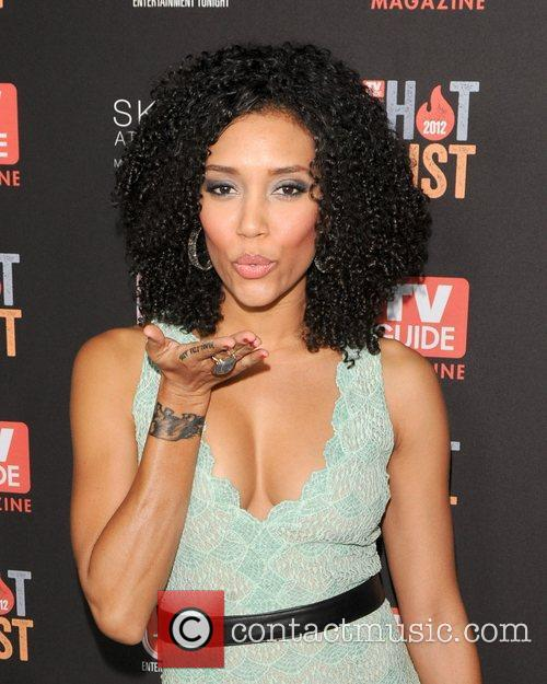 TV Guide Hot List Party held at The...