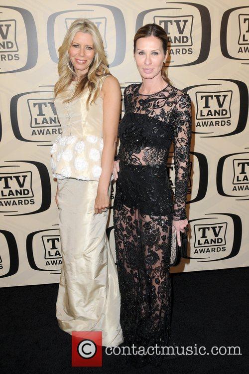 Aviva Drescher, Carole Radziwill The 10th Annual TV...