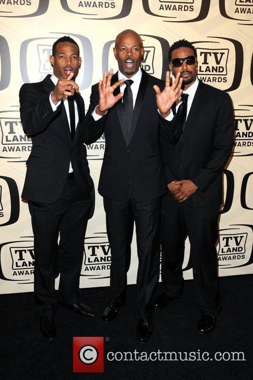 Marlon Wayans, Keenan Ivory Wayans and Shawn Wayans 1