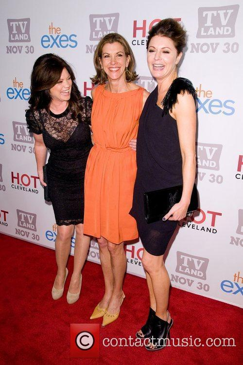 Valeria, Jane Leeves and Wendie Malick 4