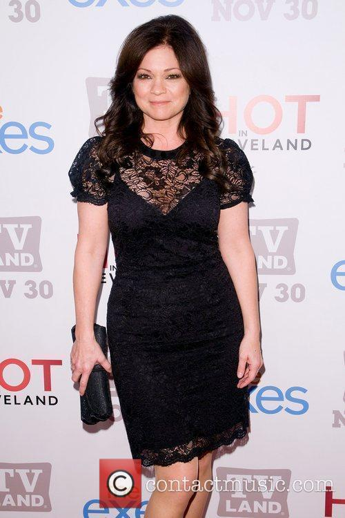 Valerie Bertinelli TV Land holiday premiere party for...