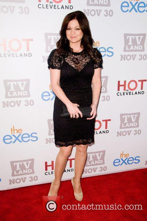 Valerie Bertinelli  TV Land holiday premiere party...