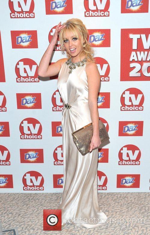 Georgia Moffett The 2012 TVChoice Awards held at...