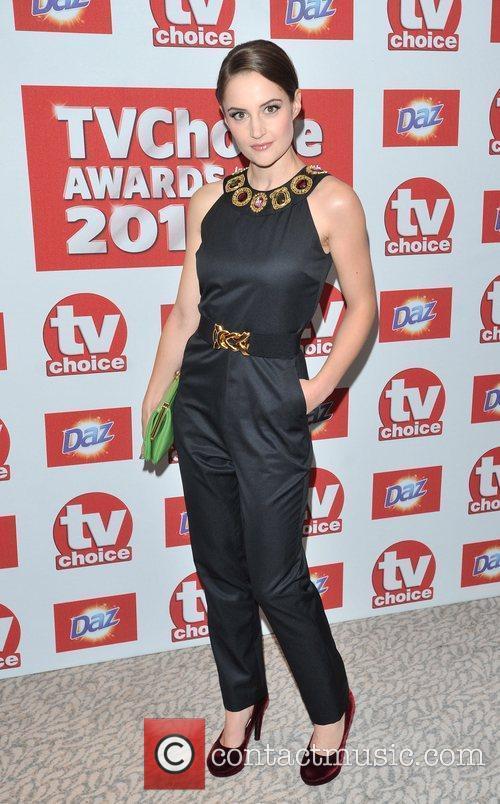 Paula Lane The 2012 TVChoice Awards held at...