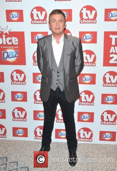 Shane Richie The 2012 TVChoice Awards held at...