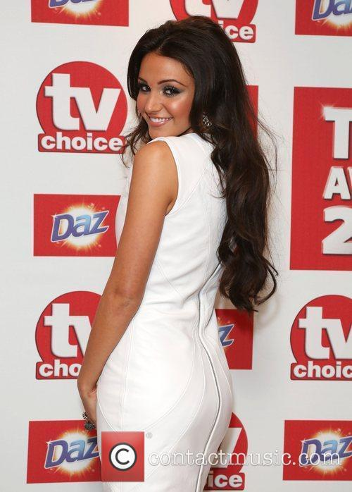 Michelle Keegan and Dorchester Hotel 3