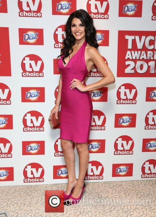 Natalie Anderson The TVChoice Awards 2012 held at...