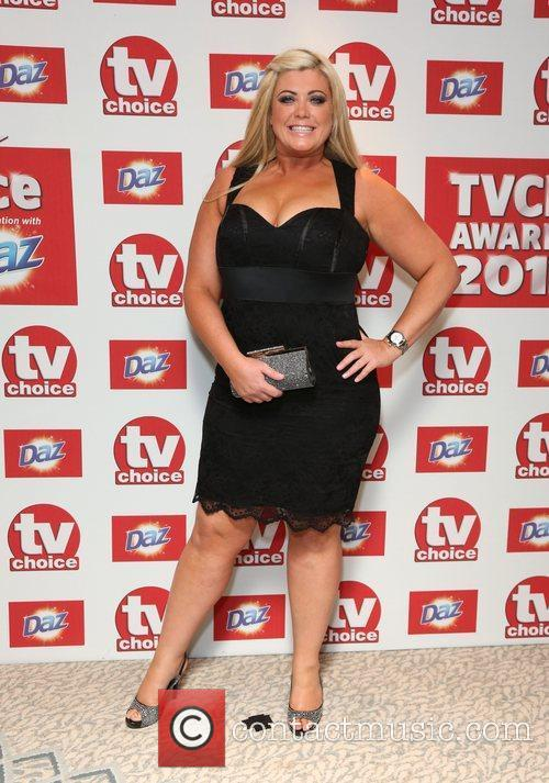 Gemma Collins The TVChoice Awards 2012 held at...