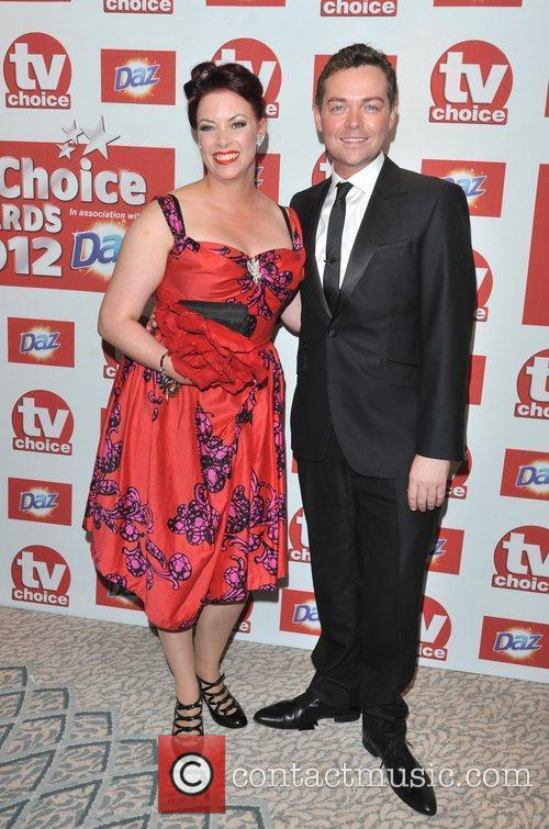 Alison Hammond and Stephen Mulhern The 2012 TVChoice...