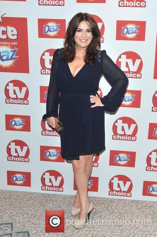 Debbie Rush The 2012 TVChoice Awards held at...