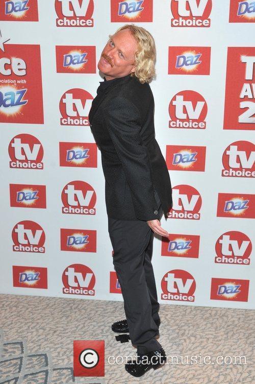 Leigh Frances aka Keith Lemon The 2012 TVChoice...