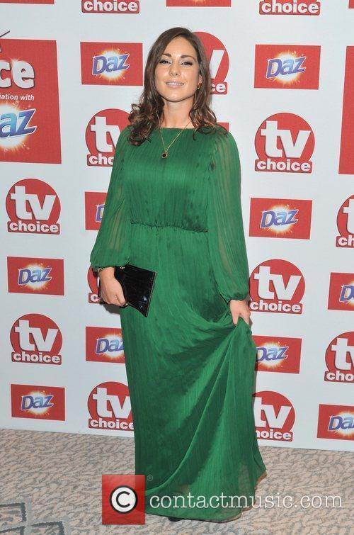 Louise Thompson The 2012 TVChoice Awards held at...