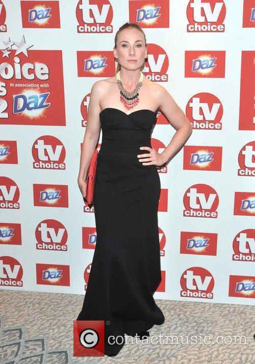 Rosie Marcel The 2012 TVChoice Awards held at...