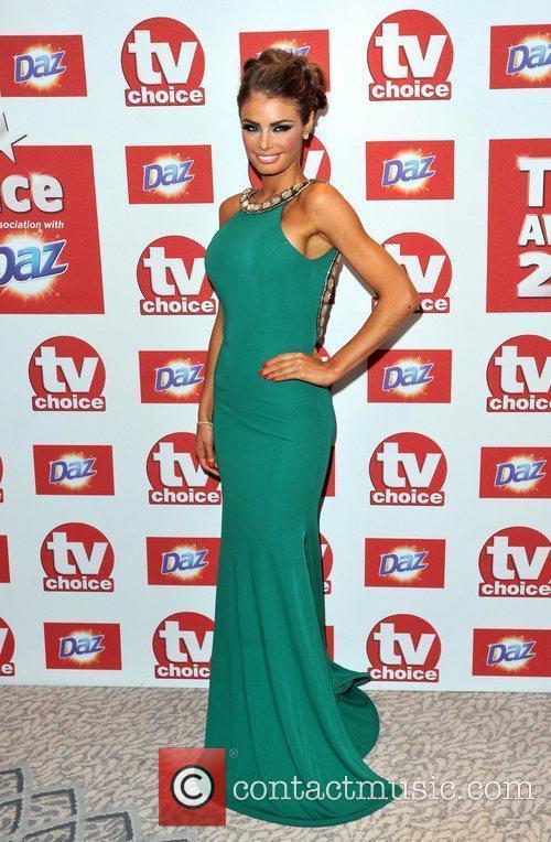 Chloe Simms The 2012 TVChoice Awards held at...