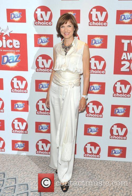 fiona bruce the 2012 tvchoice awards held 4070709
