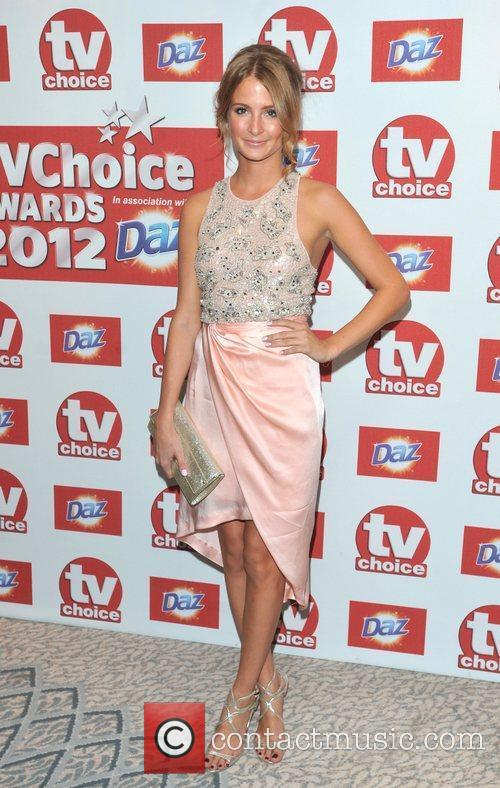 Millie Mackintosh The 2012 TVChoice Awards held at...