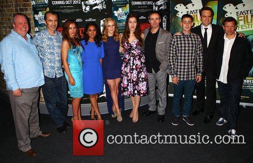 Directors, cast and writers,  Twenty8k premiere at...
