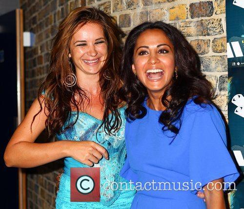Kierston Wareing and Parminder Nagra 5