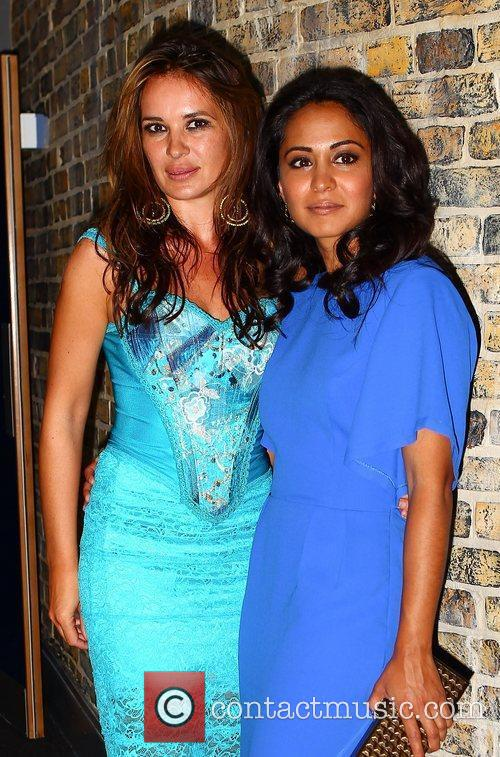 Kierston Wareing and Parminder Nagra 6