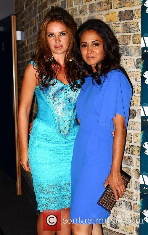 Kierston Wareing and Parminder Nagra 7