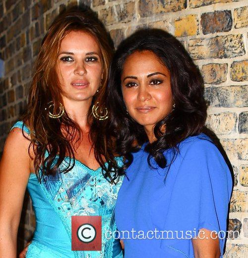 Kierston Wareing and Parminder Nagra 8