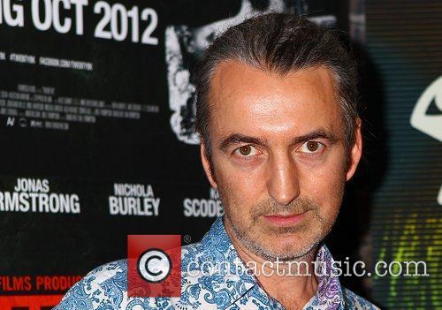 David Kew, co-director,  Twenty8k premiere at the...