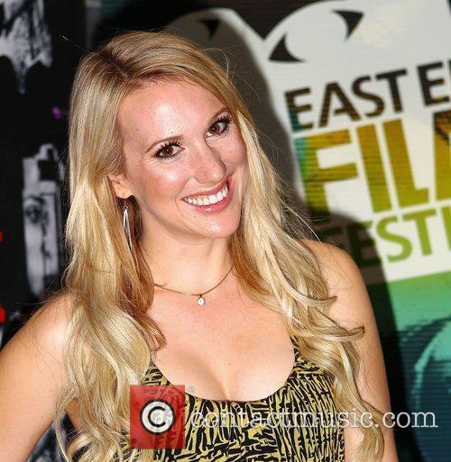 Rebecca Ferdinando,  Twenty8k premiere at the East...