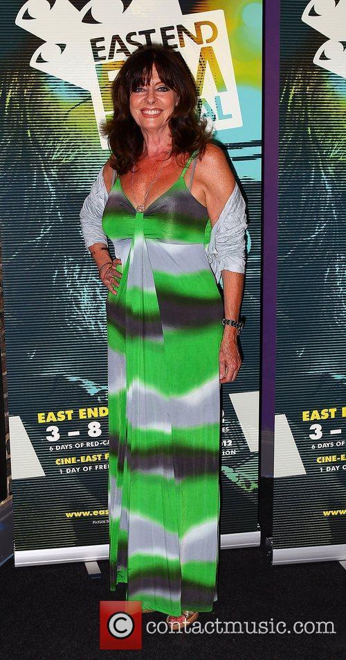 Vikki Michelle,  Twenty8k premiere at the East...