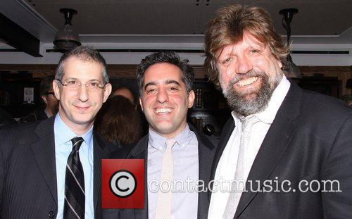 Barry Edelstein, Nathan Englander, Oskar Eustis, The Twenty-seventh Man, The Public Theater. New and York City 2
