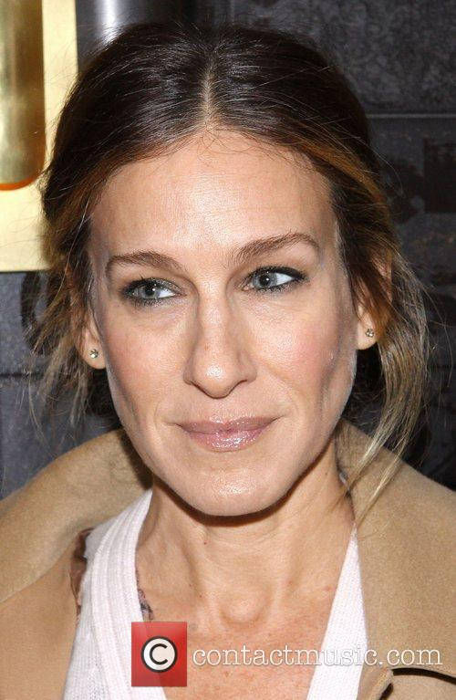 Sarah Jessica Parker, The Twenty-seventh Man, The Public Theater. New and York City 3