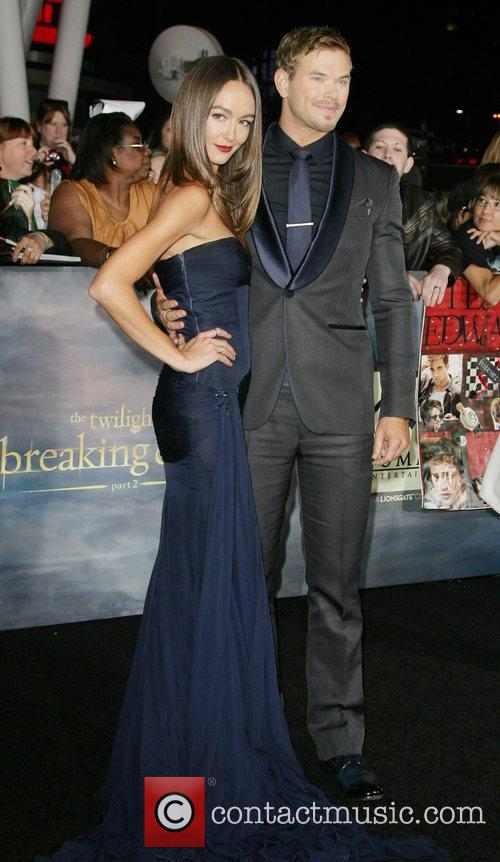 Sharni Vinson and Kellan Lutz 6
