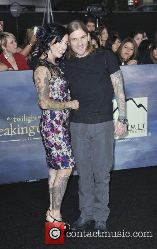 Brent Smith  The premiere of 'The Twilight...