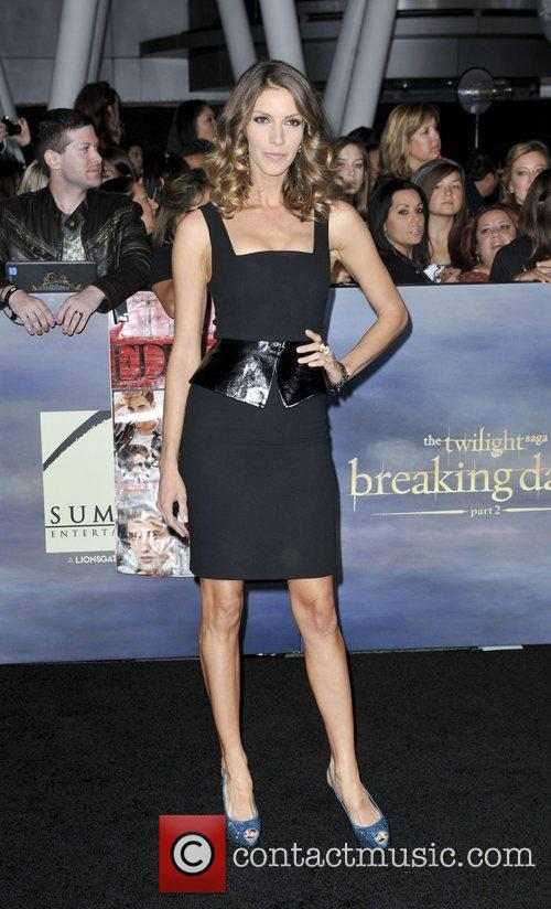Dawn Olivieri  The premiere of 'The Twilight...