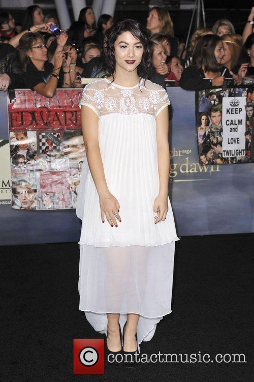Fivel Stewart  The premiere of 'The Twilight...