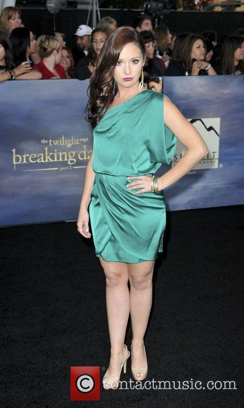 janelle froehlich the premiere of the twilight 4172839