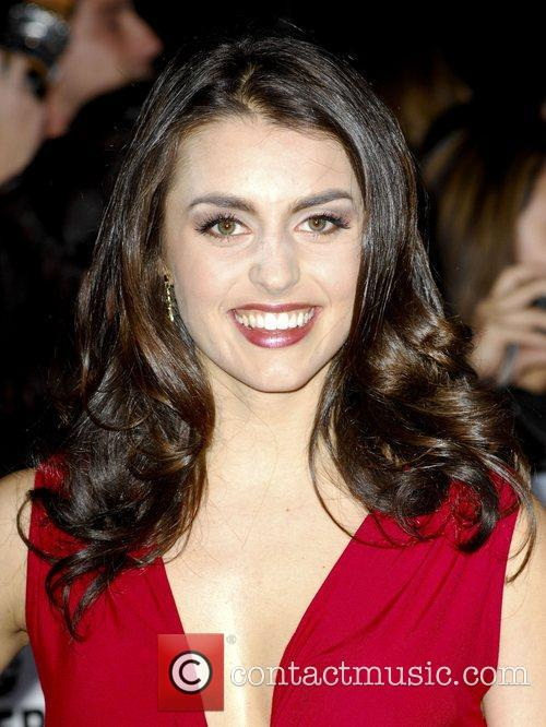 Kathryn McCormick  The premiere of 'The Twilight...