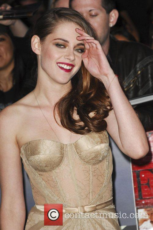 Kristen Stewart, Twilight Breaking Dawn Part 2 Premiere