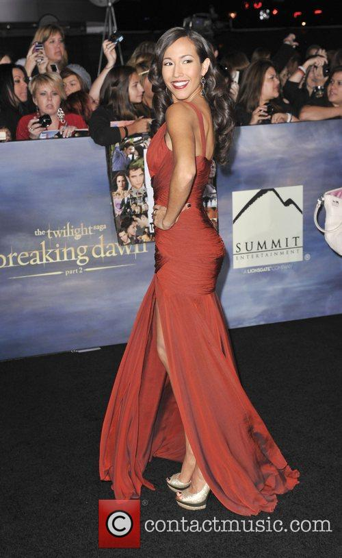 Marisa Quinn  The premiere of 'The Twilight...