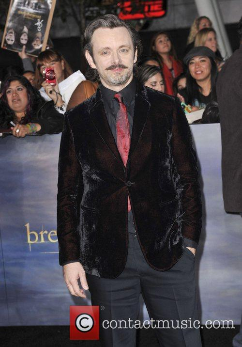 Michael Sheen  The premiere of 'The Twilight...