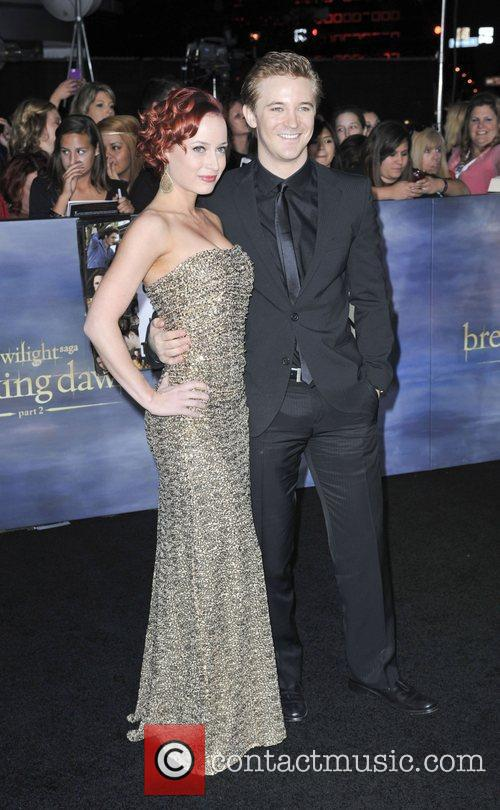 Michael Welch  The premiere of 'The Twilight...