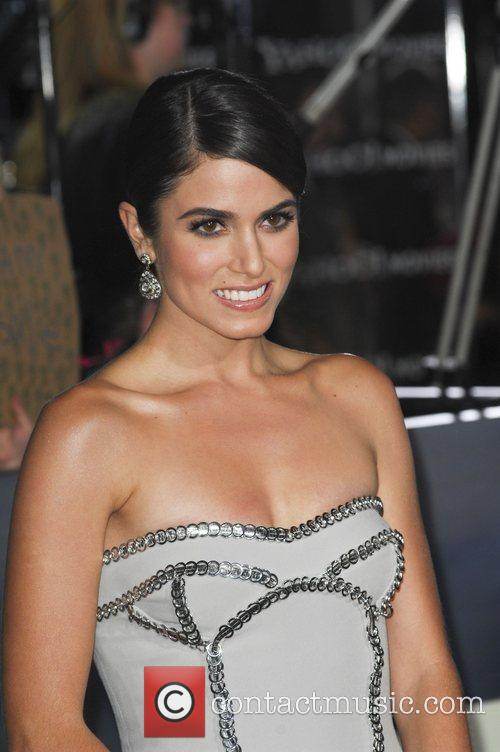 Nikki Reed  The premiere of 'The Twilight...