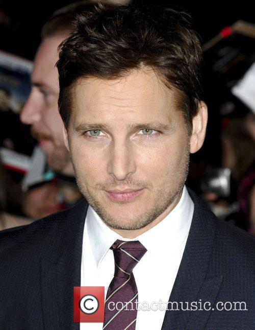Peter Facinelli  The premiere of 'The Twilight...