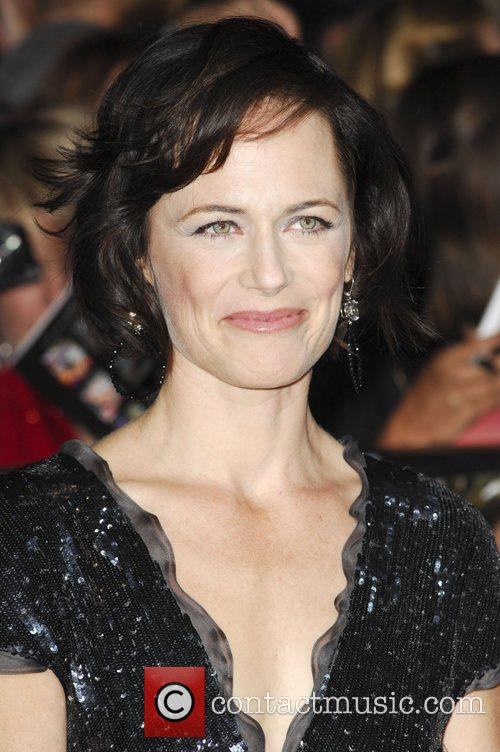 Sarah Clarke  The premiere of 'The Twilight...