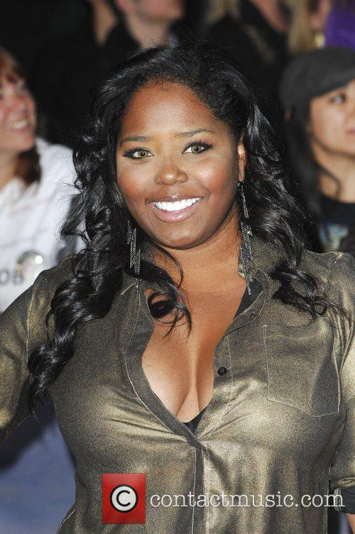Shar Jackson  The premiere of 'The Twilight...