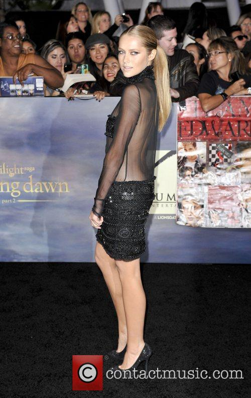 Teresa Palmer  The premiere of 'The Twilight...